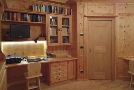 libreria in cirmolo